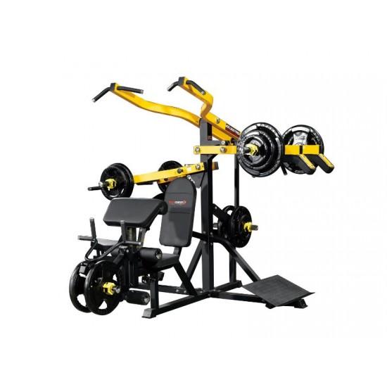 Гладиатор със свободни тежести Active Gym на марката Active Gym от вносител на полупрофесионални и професионални фитнес уреди и аксесоари PulseGymShop.bg