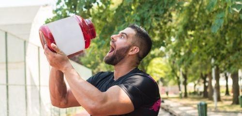 Протеини, въглехидрати и мазнини за увеличаване на чиста мускулна маса