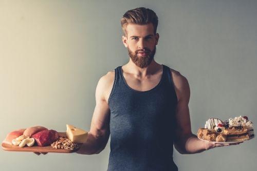 Позволени и забранени храни за набор на мускулна маса