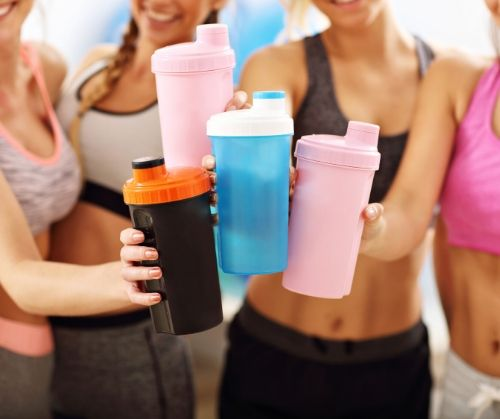 Хранителни добавки за добро възстановяване след тренировка и за уголемяване на мускулната маса.