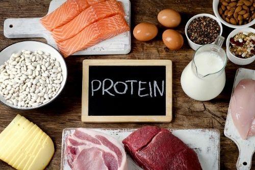 За перфектно тяло през цялата година трябва да консумирате повече белтъчини.