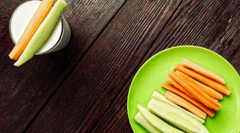 Разделното хранене стимулира растежа на мускулите.