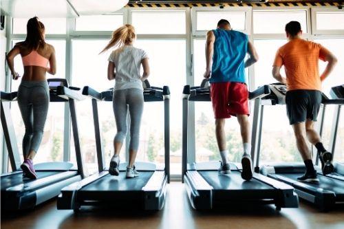 Бягаща пътека е перфектен кардио уред за отслабване, стягане и тонизиране на тялото, на нея може да се бяга или ходи.
