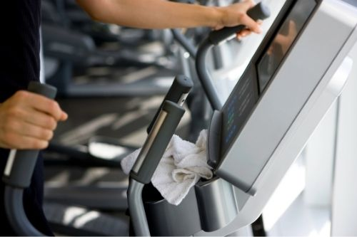 Елиптичен тренажор, кростренажор, орбитек - кардио уред за страхотен фитнес и трениране на цялото тяло.