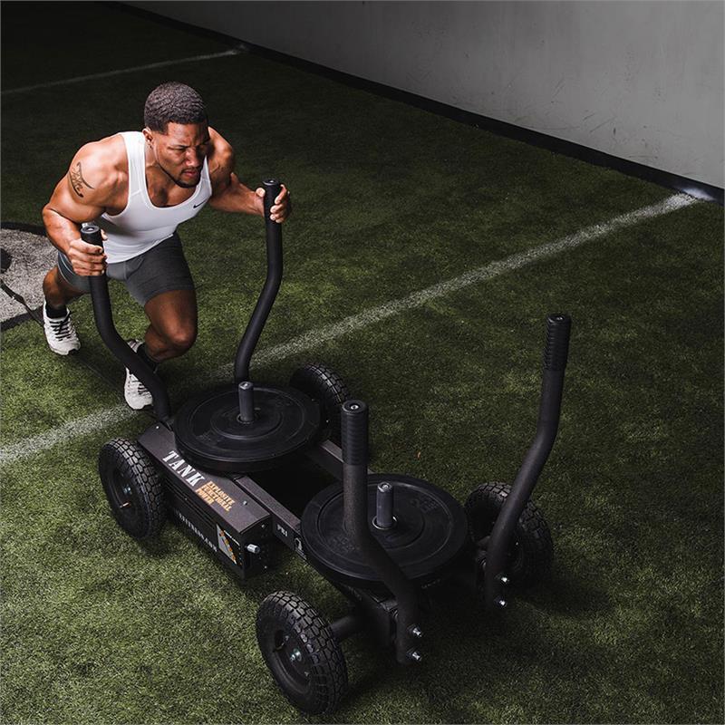 Кросфит танк шейна е уред за напреднали, който ще разнообрази тренировките и ще увеличи физическата сила и издръжливост