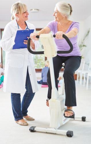 Рехабилитационните фитнес уреди помагат в профилактиката и лечението на болести, особено на опорно-двигателния апарат и след травма.