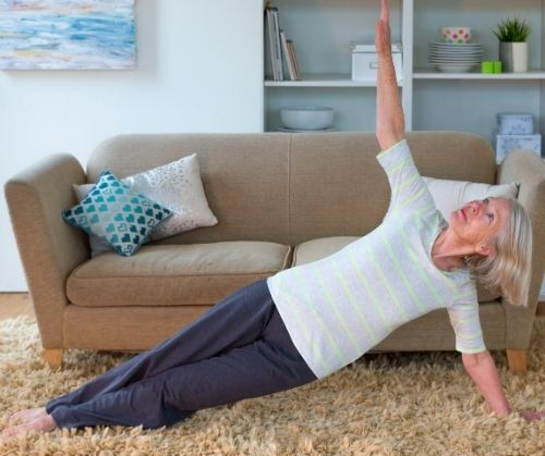 Пилатес упражненията за подходящи за хора на всякаква възраст и ниво на подготовка.