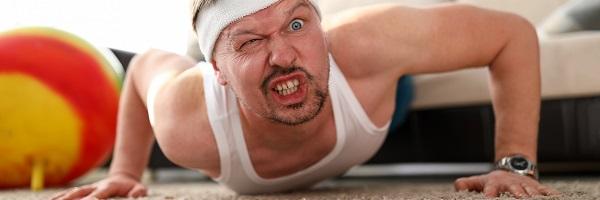 Трудни тренировки в тежък ден - какво да правите?