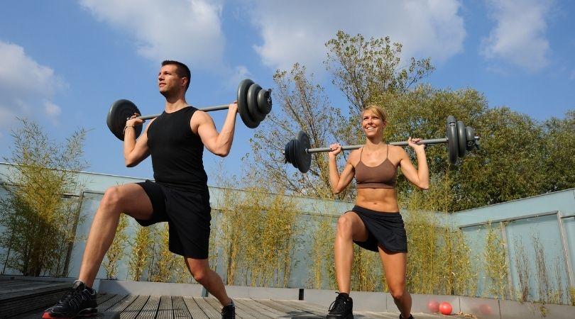 Видове силова аеробика - кой вид кои мускули и кои части на тялото тренира?