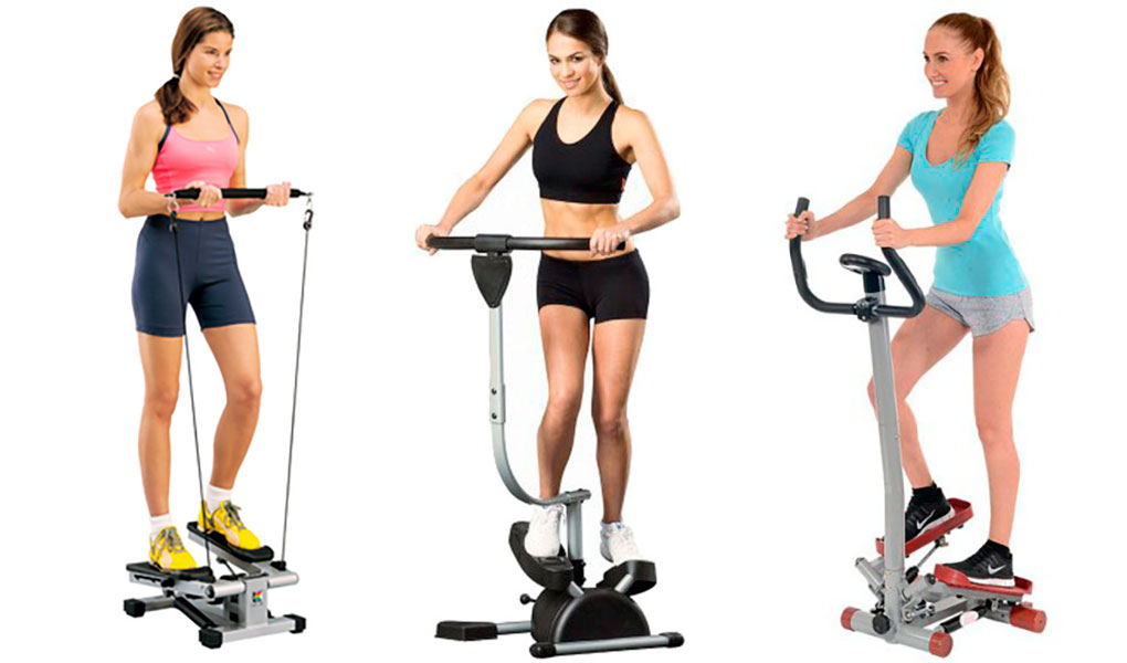 Степер помага за отслабване, развиване на мускулите