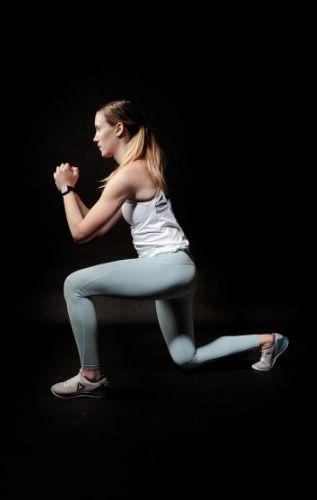 На слайд дъска нападите са много по-ефективни упражнения за тренировки за краката.