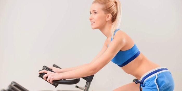 Няма ограничение във възраст и пол за използването на велоергометър за тренировки