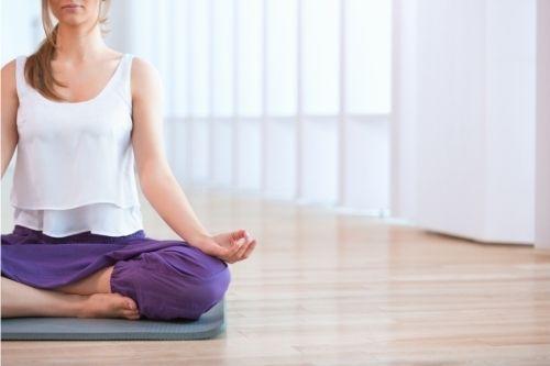 Йога асаните помагат за оздравяване както на тялото, така и на духа.