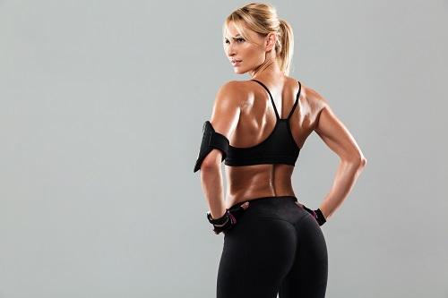 Напади за стягане на тазовите мускули - тренировки за жени.