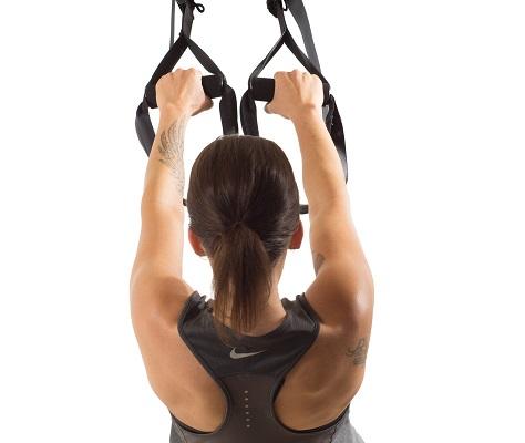 Бъдете упорити във фитнеса.