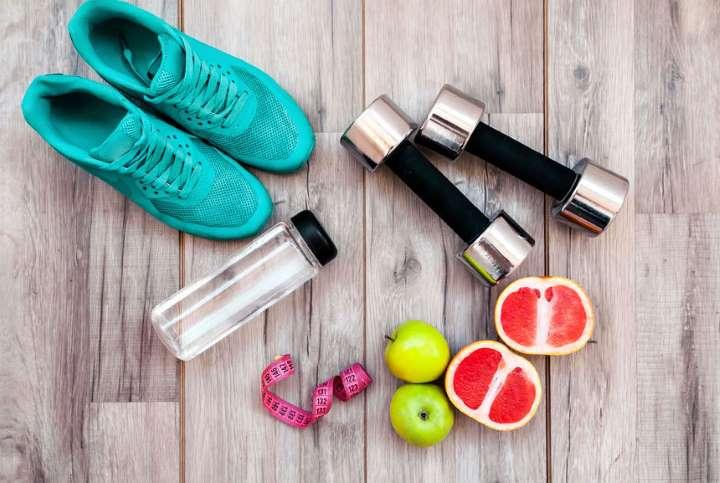 Резултатите от фитнес тренировките не идват веднага, а след около половин година постоянство и спазване на хранителен режим.