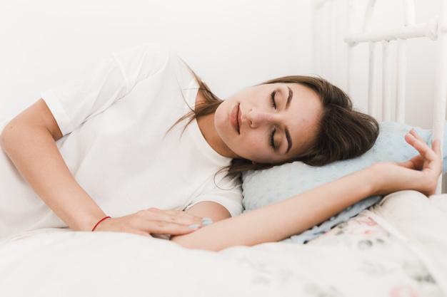 8 часа сън за възстановяване след тренировка и за достатъчно сили и издръжливост за следваща тренировка