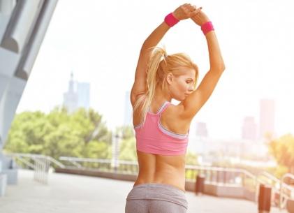 Висока физическа активност и повече тренировки за успешно горене на мазнините.