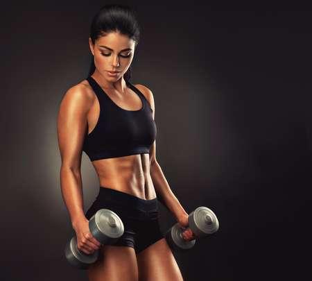 За стегнато и слабо тяло - фитнес за жени - първи стъпки за тренировка.