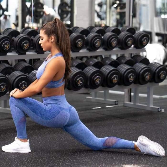 Фитнес ръководство за жени за постигане на фитнес цели.