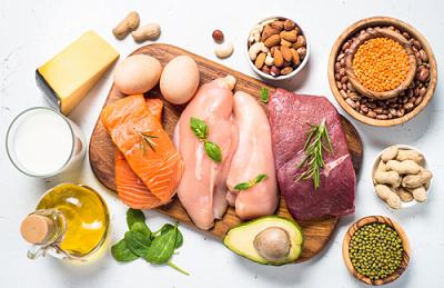 Белтъчините трябва да присъстват задължително в хранителния режи, особено ако тренирате, за да изграждате мускулна маса.