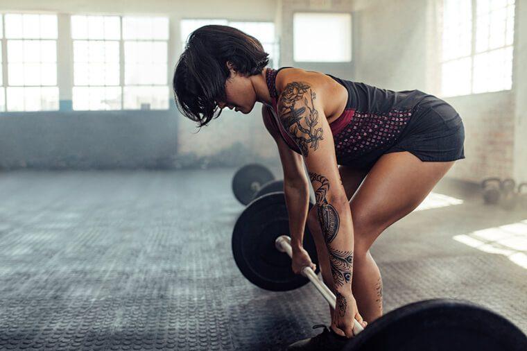 Кросфит е подходящ спорт за всеки мотивиран човек със състезателен дух