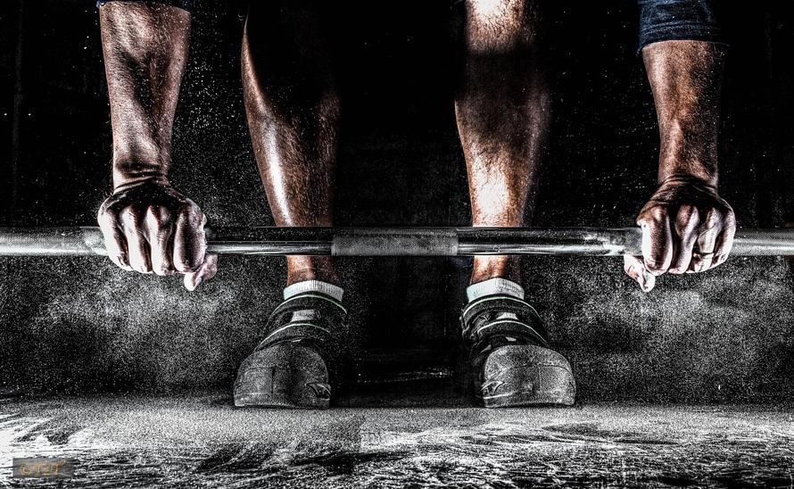 Представата за успех и музиката могат да помогнат за мотивиране да вдигате по-големи тежести