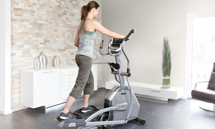 Тренировките с елиптичен тренажор не са скучни и са много ефективни за оформяне на силни мускули.