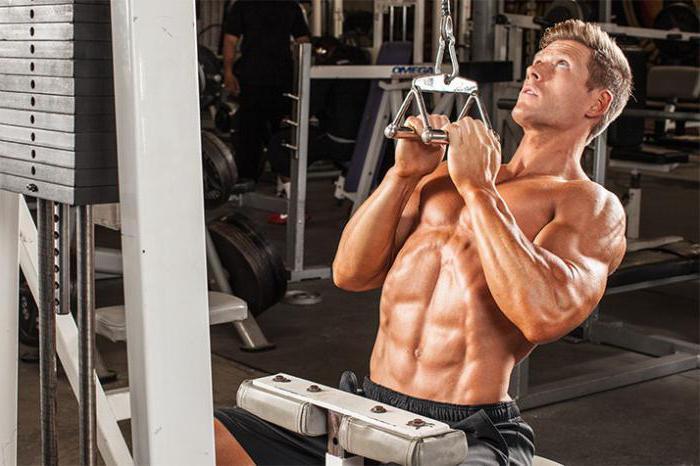 Ефективни уреди и упражнения за гръбни мускули