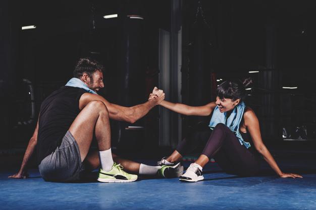 Във фитнес центровете се завързват социални контакти и приятелства, има разнообразие.
