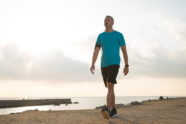 Ходенето е лесен начин да бъдете физически активни
