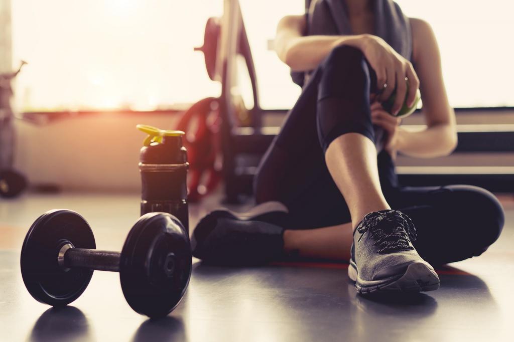 Организмът има нужда от възстановяване след тежка тренировка, за да е готов за нови, по-силни натоварвания.