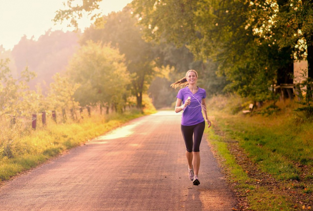 След тежка тренировка е добре за възстановяване на мускулите да проведете лека тренировка за завършек.