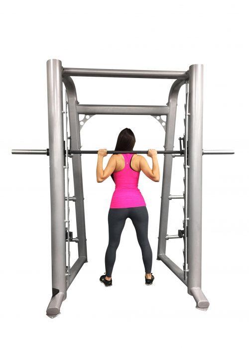 Машината на Смит е силов уред, който е предназначен за упражнения на всяка група мускули.