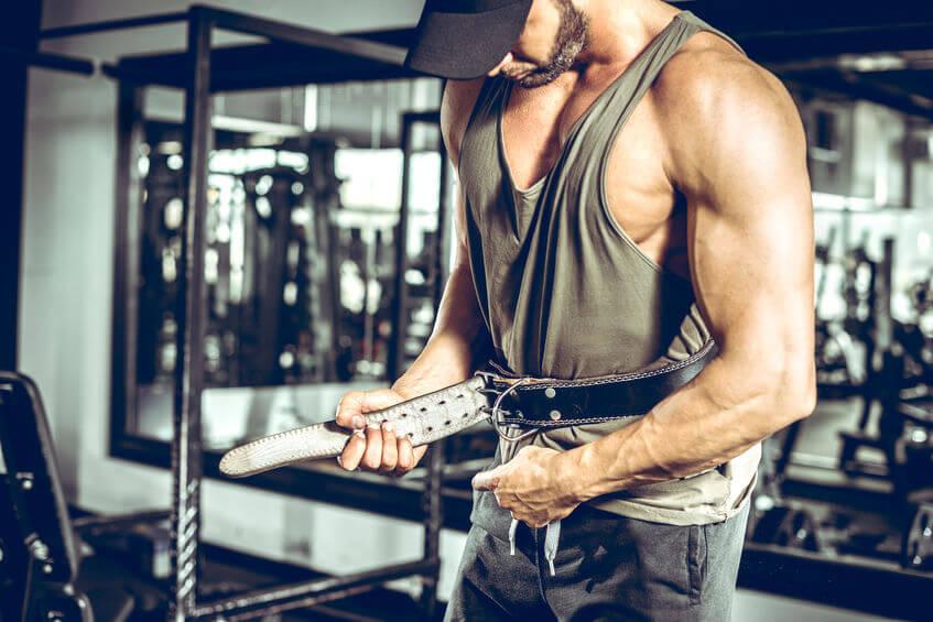 Коланите за фитнес за помощно средство при много големи физически натоварвания, защитават гръбначния стълб.