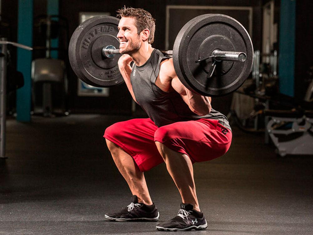 Клековете са много полезни за мускулите на цялото тяло, особено за тазовите, пресата, на краката.