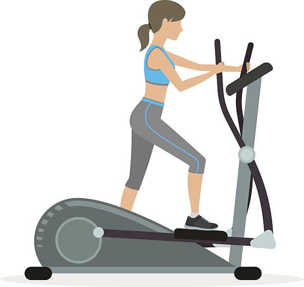 Елиптичен тренажор - кардио уред за страхотно тяло и ефективни трнировки в залата.