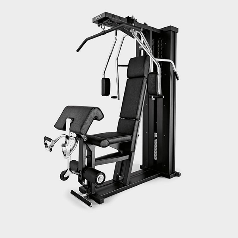 Комбинираните фитнес уреди дават възможност за трениране на всички групи мускули по всяко време