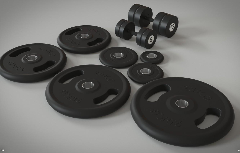 Дискове за фитнес тренировки