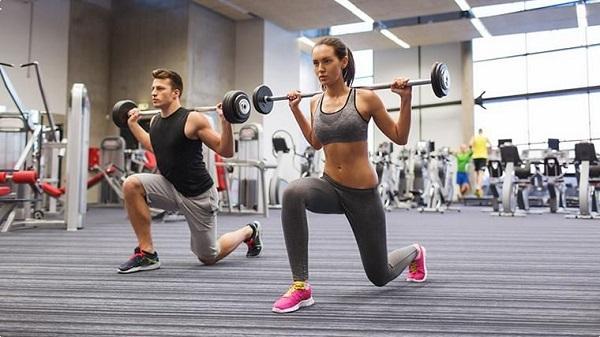 Фитнес упражнения за начинаещи - брой серии и упражнения, време за почивка.