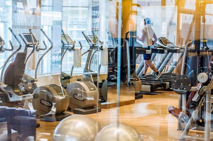 Хотелът Four Seasons в Прага имат персонални фитнес треньори.