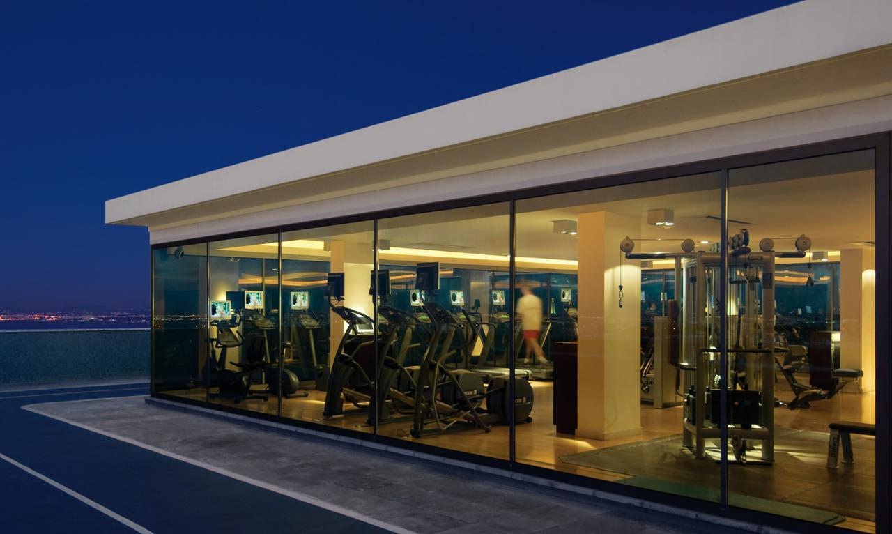 Хотели Четири сезона, особено този в Лисабон, са със страхотни фитнес центрове