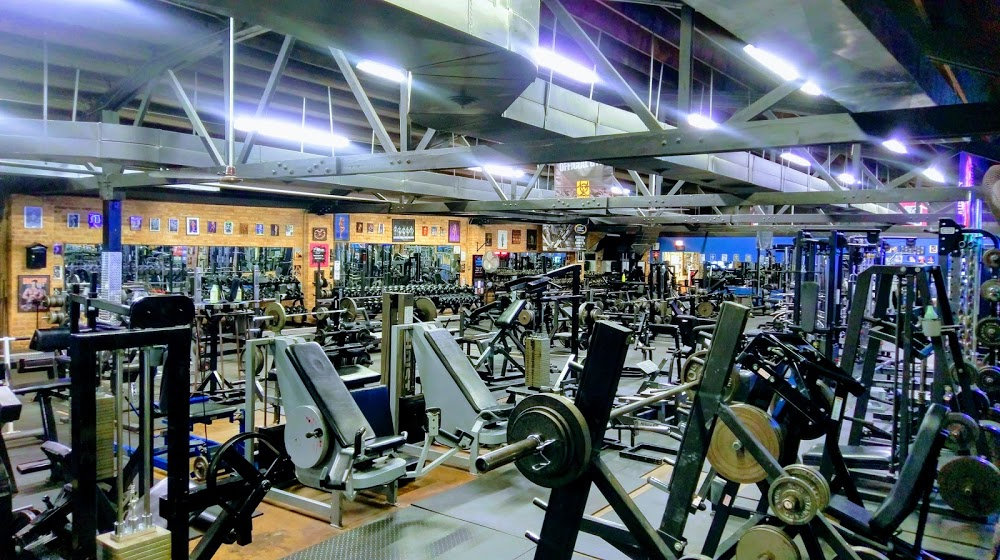 Quads Gym е фитнес зала, покорила класациите за най-добрите фитнес центрове в света.