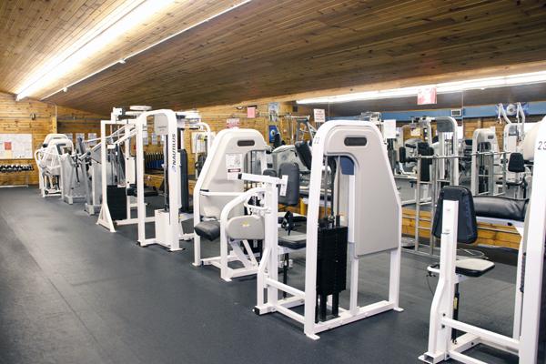 Nautilus е най-старата фирма производител на фитнес уреди и оборудване.