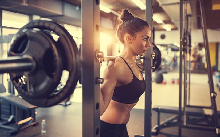 Тренировъчна програма за йени за увеличаване на мускулната маса - за начинаещи.
