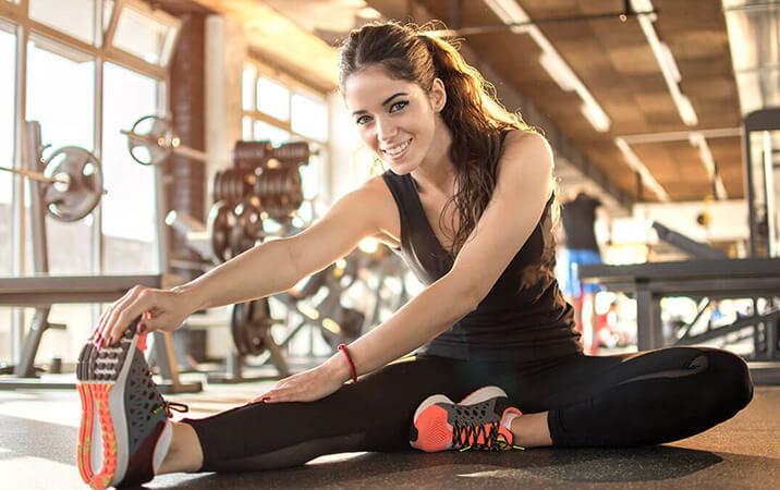 Фитнес план за упражнения за жени над 30 години.