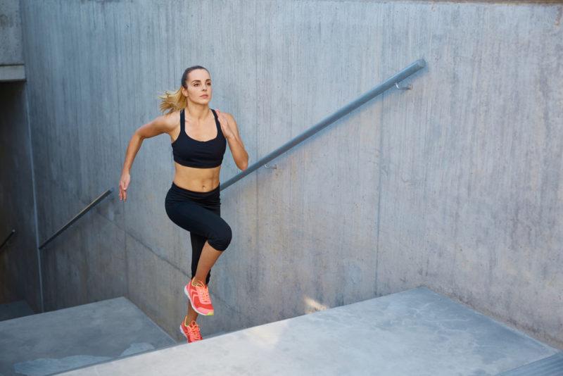 Високоинтензивните интервални тренировки съчетават отличен ефект за много кратко време тренинг.