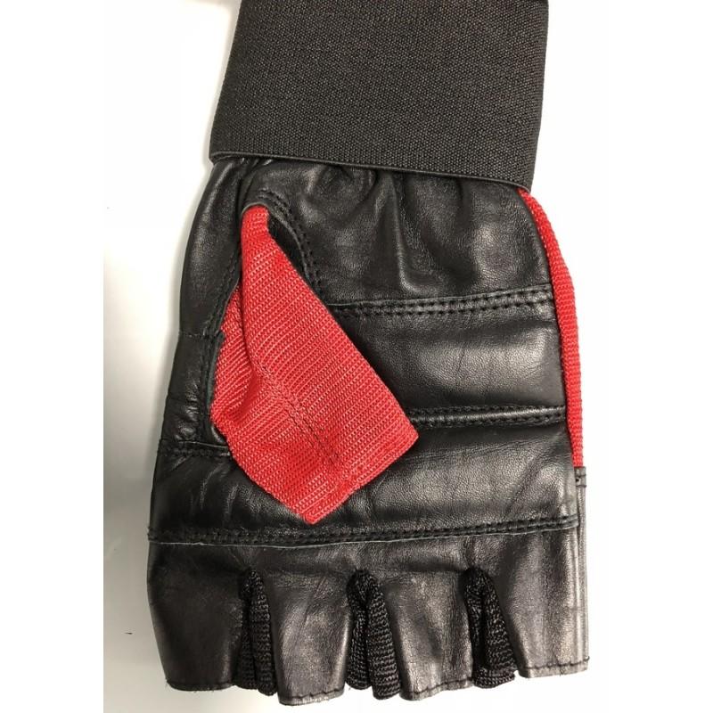 Ръкавиците за фитнес осигуряват добра хигиена и защита от травми на ръцете по време на упражнения.