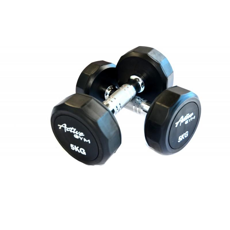 Упражненията с гири увеличават мускулната маса, физическата издръжливост и силата.