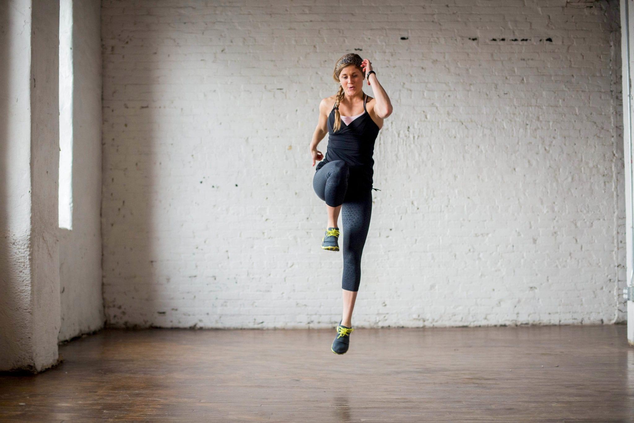 Загрявката е много важна при табата, както и при всяка друга физическа дейност